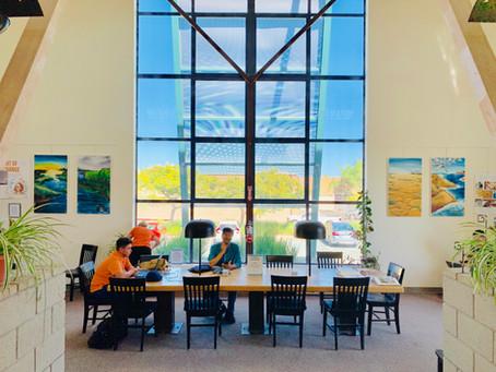 """Visualizing the Future"" at Linda Vista Library through January 2020!"
