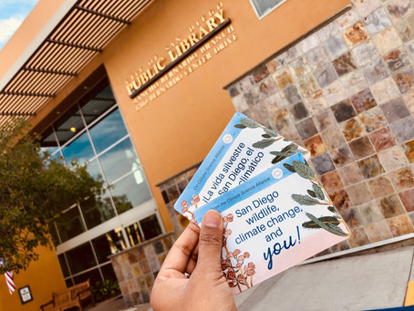 Pocket Guides Now Available at Every San Diego Public Library!