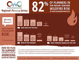 Regional Planning Survey: Wildfire Impacts