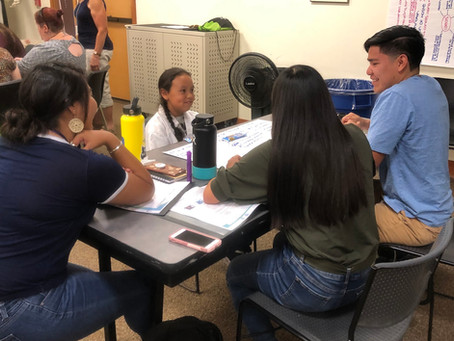 YCC Project Highlight: American Indian Students Initiatives