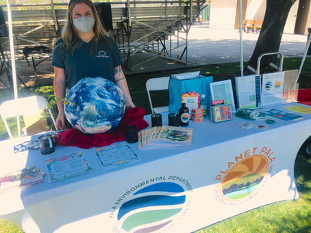 Climate Kids Teams Up with Planet Pala at Pala Pop-Up