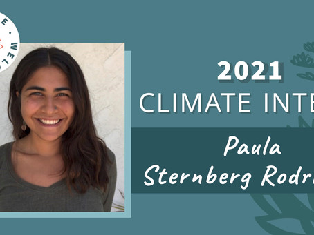Climate Science Alliance Welcomes New Climate Intern!
