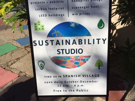 Climate Kids Art on Display at Balboa Park through December!
