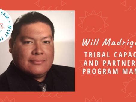 Meet the Alliance Team: Will Madrigal