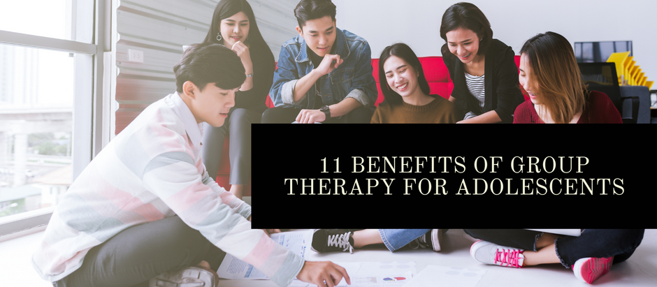 11 Benefits of Group Therapy for Adolescents