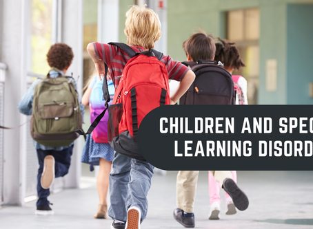 Children and Specific Learning Disorder