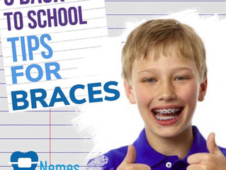5 Back-to-School Tips for Braces