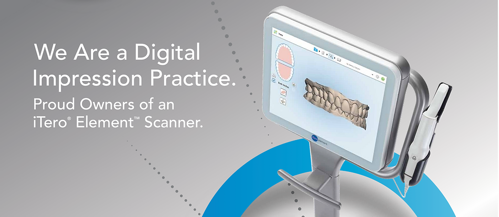 Digital Impressions - NemesOrtho - Montreal Orthodontist