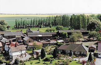 119a - High Farm & PO Farm pre-devt 1993