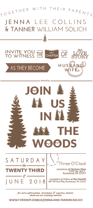 JOIN US IN THE WOODS2