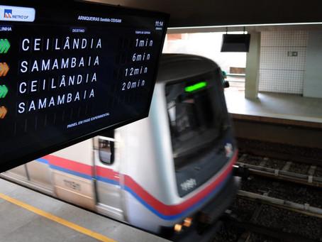 Estação Furnas, da Samambaia Sul, ganhará Wi-Fi gratuito