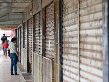 Governo adianta para domingo o lockdown, que será total