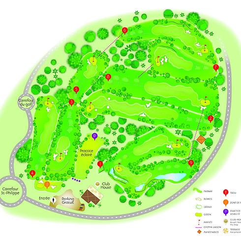 Trophée du Jeune Golfeur U10