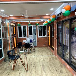 Inside Display Centre
