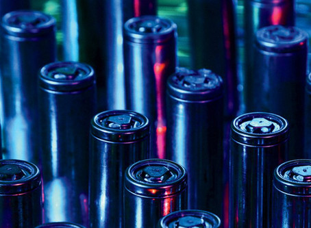 Lithium-Ion and the Nobel prize