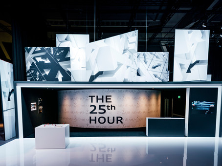 Gearing for the 25th Hour - Audi and Disney Collaborate