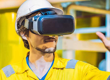 Immersive Technology adoption in Oil & Gas Industry