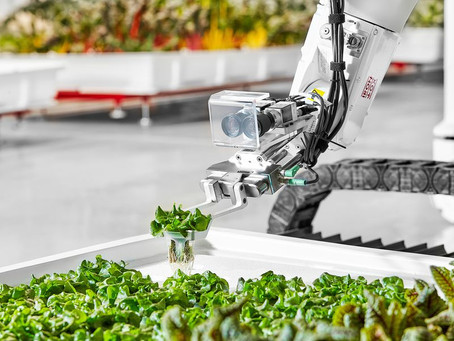 From Power-Plows to Agri-bots