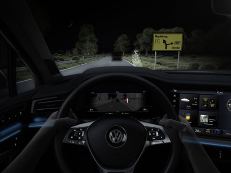 What happens to automotive lighting with the rise of autonomous vehicles?