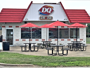 Coshocton Dairy Queen 810 South Second St. Coshocton, OH  43812