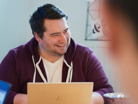 """System Engineer Glenn: """"In mijn jeugd was ik eigenlijk amper bezig met computers"""""""