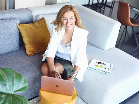 """Caroline Rigo (Cent Pur Cent): """"Ik wil betere ondernemers maken van mijn klanten"""""""