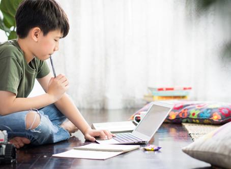 ITC ondersteunt scholen en gezinnen bij leren op afstand
