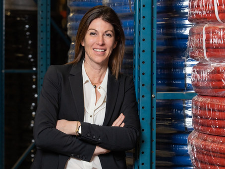 """Kim Vaessen (Climatrix): """"Webmeetings prominenter aanwezig in nieuwe kantoren"""""""