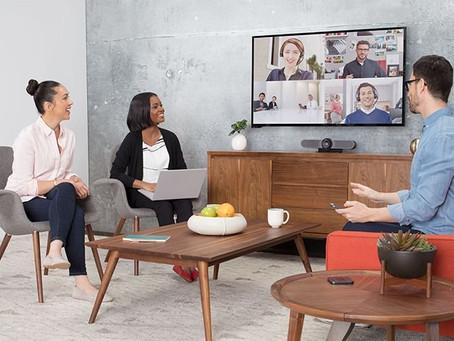 Online vergaderen in professionele stijl: van slimme camera's tot conference kits
