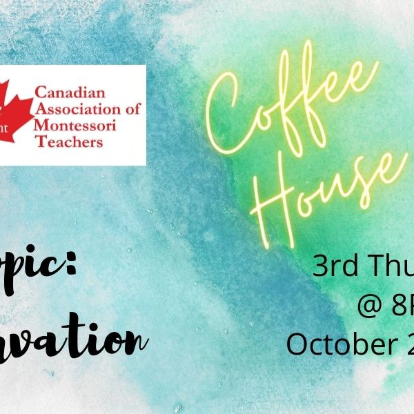 CAMT Coffee House - October - Observation
