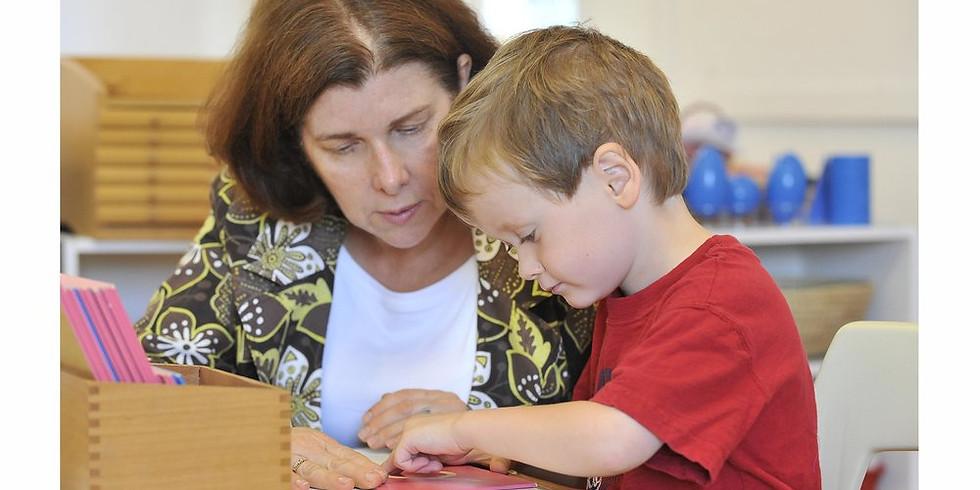Strategies for Success in the Montessori Children's House