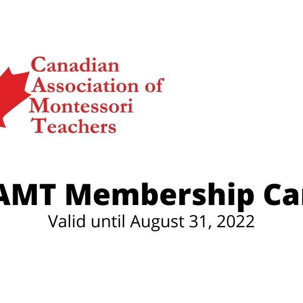 CAMT Student Membership 2021/2022