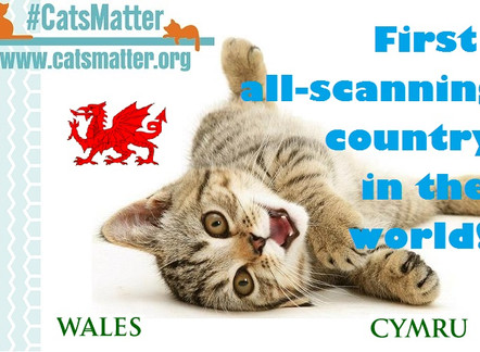 Worlds first all-scanning country!