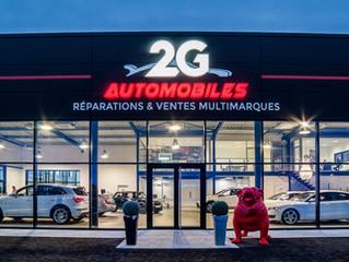Retour sur la 1ère soirée club 500 Nocturnes en 2019 chez notre partenaire 2G Automobiles - Résultat