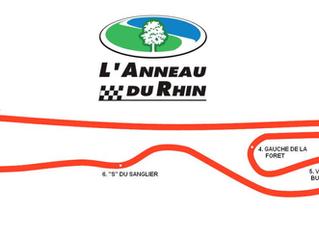 Faites un tour de piste de l'Anneau du Rhin