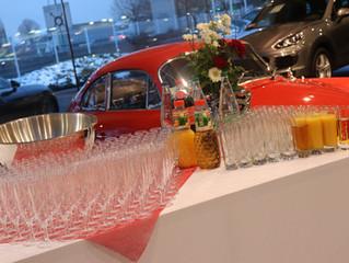 Retour en images sur la Soirée Club 500 Nocturnes chez Porsche