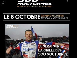Pilotes : Inscrivez-vous à la course d'endurance des 500 Nocturnes