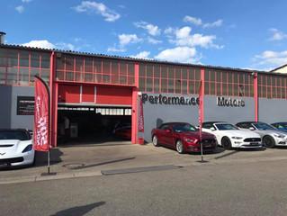 Retour en image sur la soirée Performance Motors