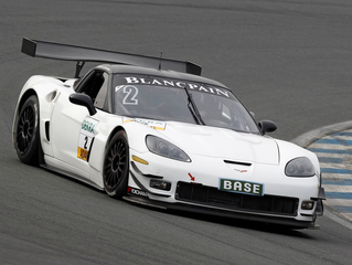 - Flash info - Pegasus Racing officialise sa participation aux 500 Nocturnes avec leur Corvette C06