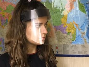 Защитные экраны для лица  AnViT-guard