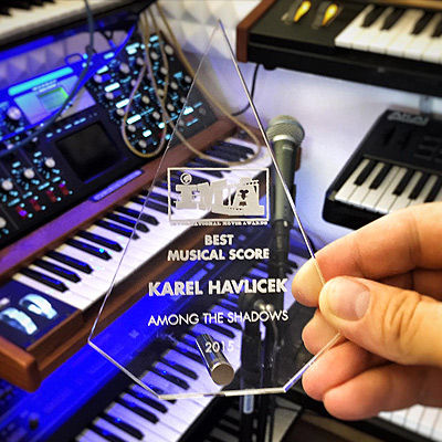 IMA Awards Best Musical Score Karel Havlicek award winning music composer