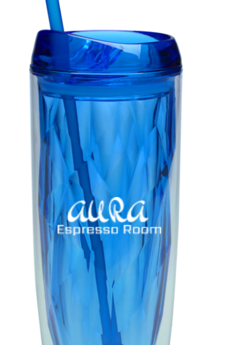 Aura Espresso Room Coffee to-go mug