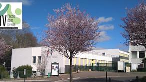 Réunion d'info le 11/09/21 au Lycée Talma à destination des parents