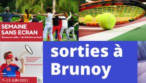 Sorties à Brunoy - animations - évènements