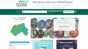 Médiathèques / Bibliothèques du Val d'Yerres Val de Seine