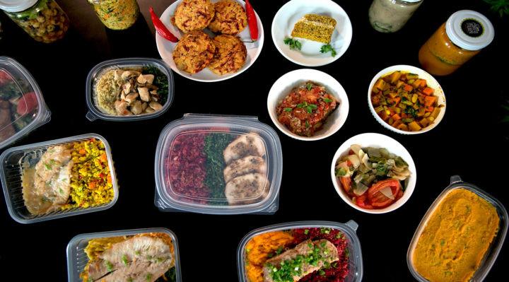 alimentação saudavel no trabalho