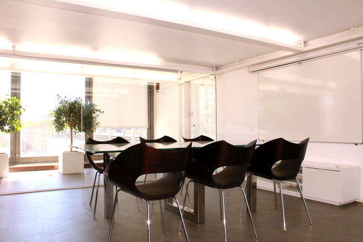 Meeting Room Rocket Hub