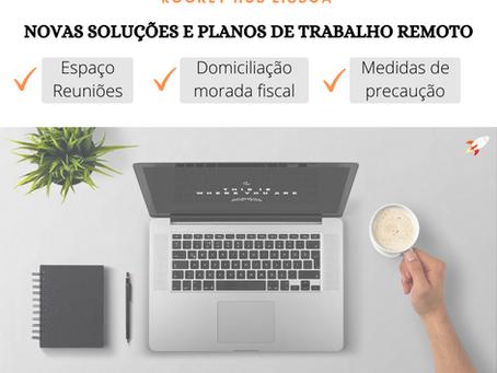 Trabalhar em casa e cortar custos de escritório e espaços físicos? Temos solução para ti!