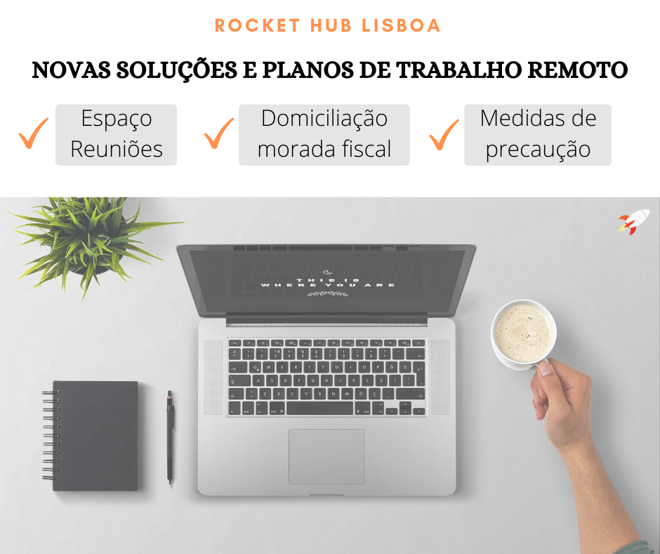 Virtual Office plans and memberships in Lisbon