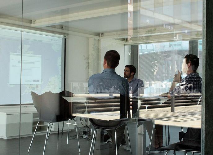 Meeting Room in the Rocket Hub